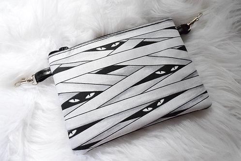 Mummy Wrap Lily Crossbody Bag