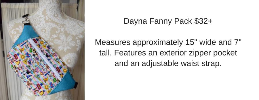 Dayna Fanny Pack