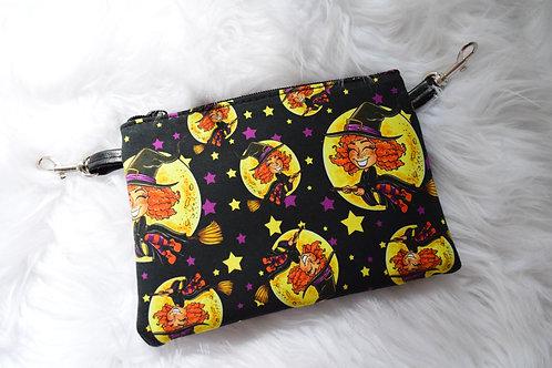 Agatha Witch Lily Crossbody Bag