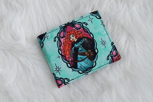 Brave Princess Cas Wallet