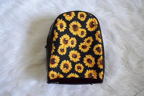 Sunflowers Mini Backpack