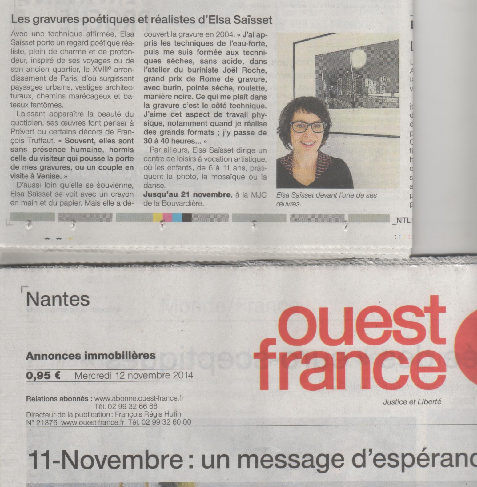 Ouest_France_Elsa_Saïsset_11nov2014
