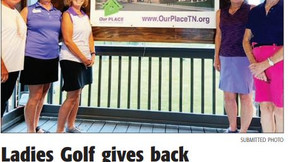 Ladies Golf Gives Back