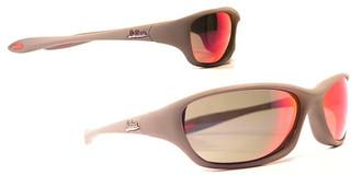 Conception d'un lunette solaire mixte. Déclinaison en acétate soft