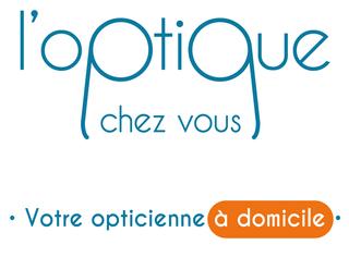 Brief : concevoir le logo, l'identité de la marque et les supports de com pour l'Optique chez Vous, service d'optique à domicile.
