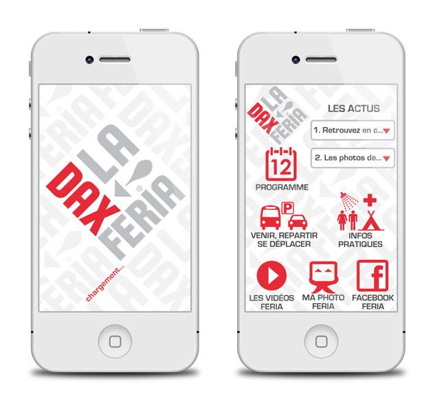 Application Féria DAX