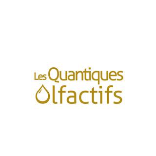 Briefs : Création de l'identité de marque, des packagings et des supports pour la marque Les Quantiques Olfactifs, produits d'olfactothérapie naturels influençant les émotions et le comportement.