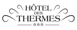 Brief : concevoir le logo, l'identité et les supports de com pour l'Hôtel des Thermes de Lamalou-les-Bains.