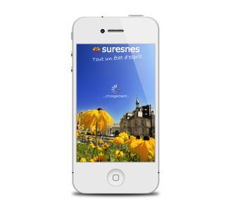 Application ville de Suresnes