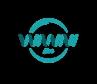 Conception du logo Wanaii Films, société de production audio-visuelle spécialisée dans la prise d'images aériennes et en mer.