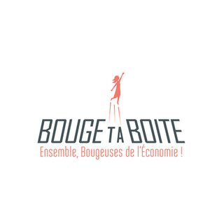 Brief : concevoir le logo, l'identité de la marque et les supports de com pour Bouge ta Boite, réseau d'affaires d'entrepreneurEs.