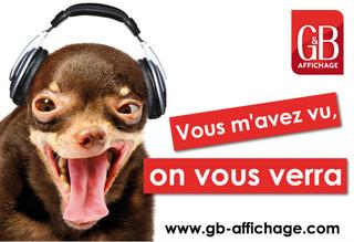 Brief : Création d'une campagne de pub pour démontrer l'efficacité d'une communication sur leurs panneaux 4x3 sur les Hauts-de-France.