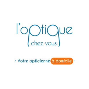 IDENTITÉ DE MARQUE & GRAPHISME : L'Optique chez Vous, service d'optique à domicile