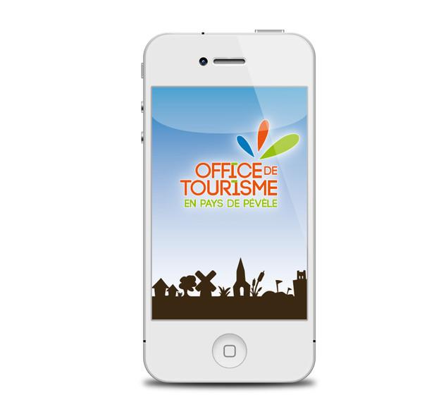 Application Office de Tourisme Pays de Pévèle