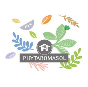 GRAPHISME : Phytaromasol, sprays assainissants et désodorisants pour la maison