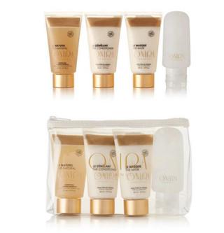 travel kit / conception des packagings format voyage