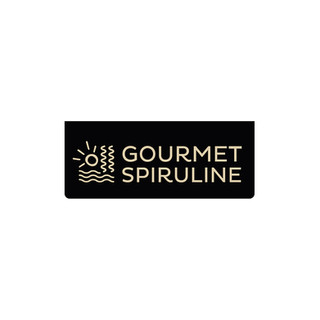 Briefs : Création de supports de com et montages de photos de présentation des produits Gourmet Spiruline, compléments alimentaires à base d'algue.
