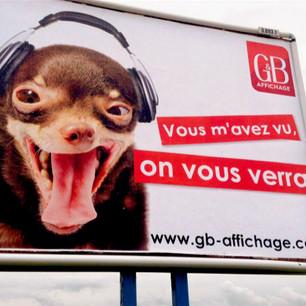 GRAPHISME : GB Affichage