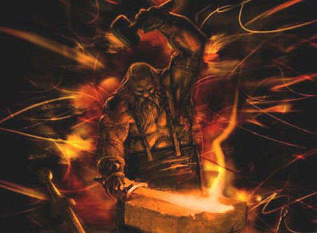 Vulcum: the Blacksmith God