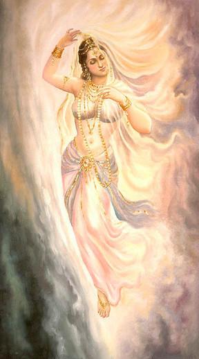 Suada: Goddess of Lust and Seduction