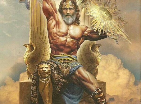 Giahem: King of the Gods