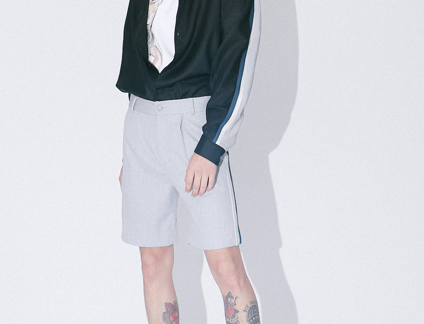 Side Rib Shorts