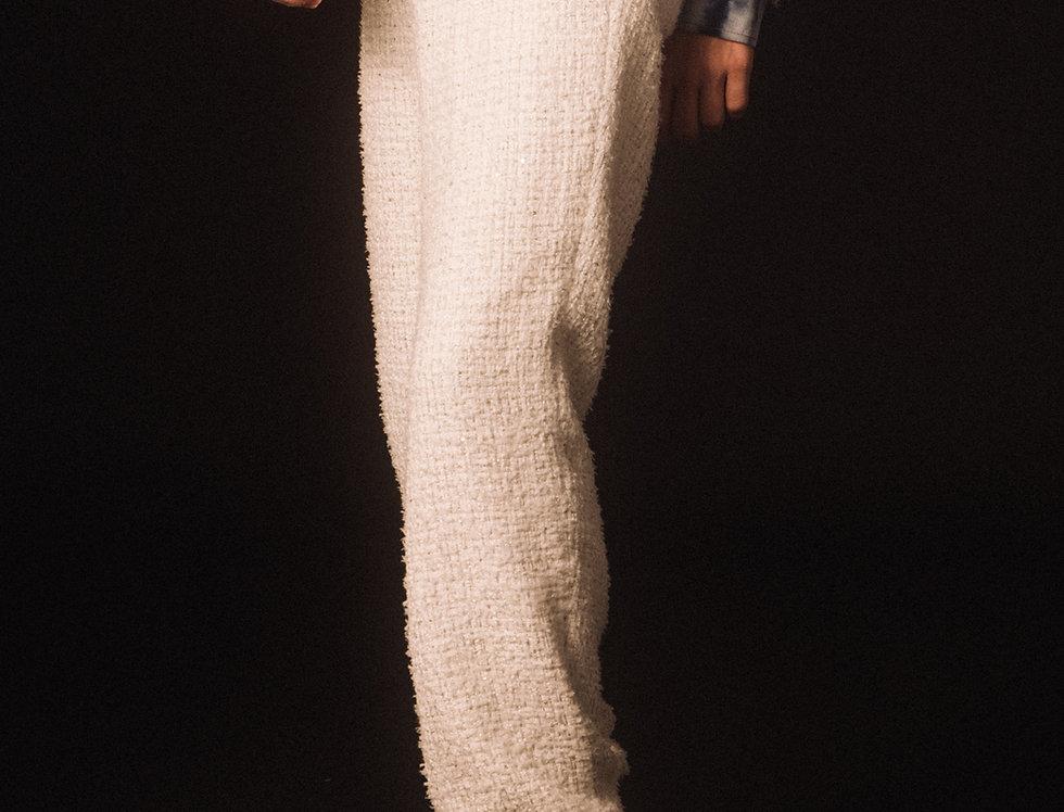 Tweed Sweatpants
