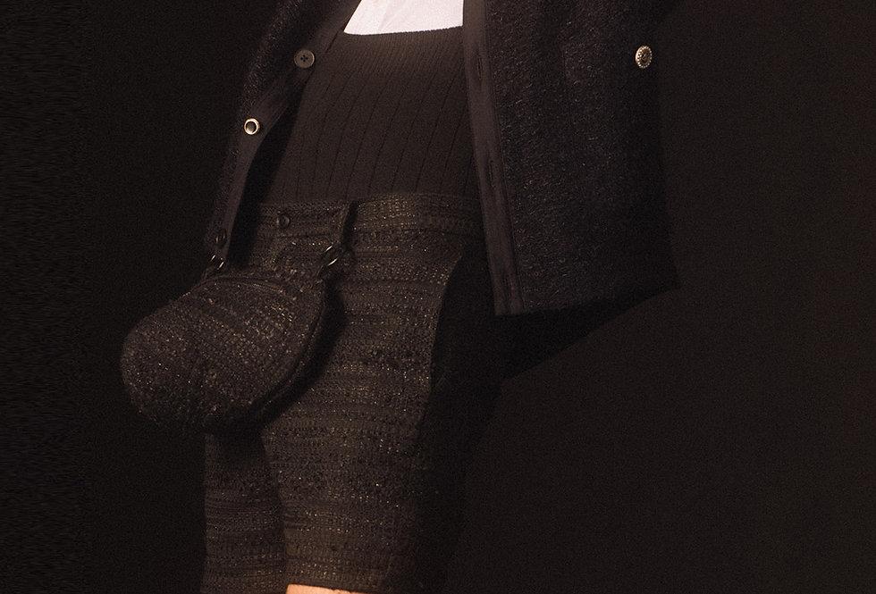 Night Tweed Gilet