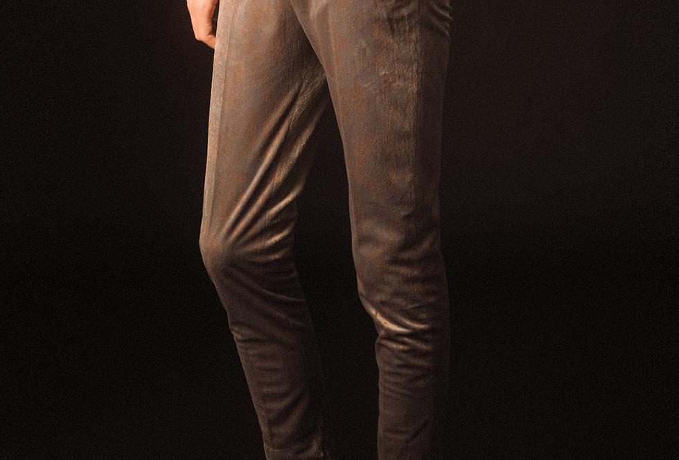 Velvet Slim Pants