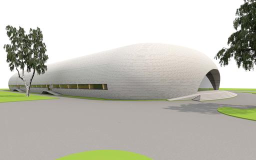 Ceske Budejovice sports Hall