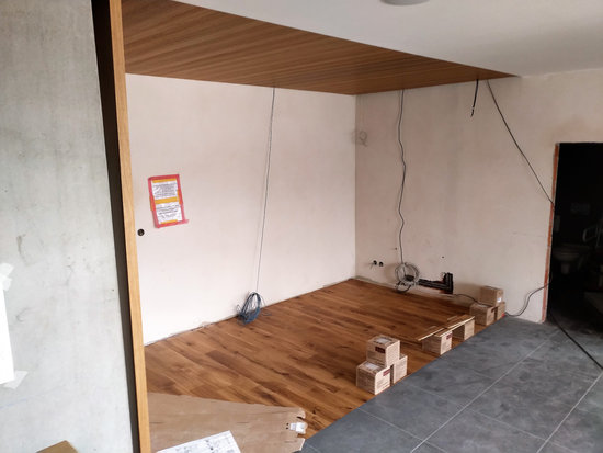 Indoor hall in Milovice