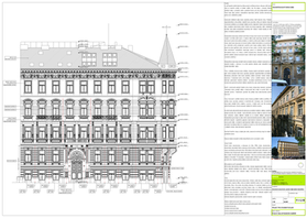 Praha 1 residence building