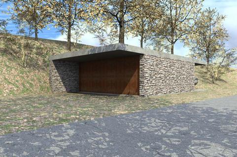 Svucice garage
