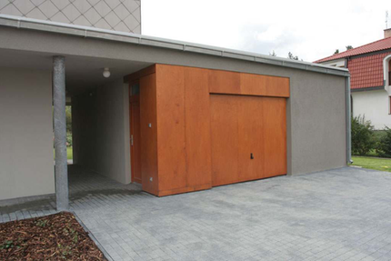 Zvole family house