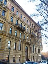 Praha 1 residence building reconstruction
