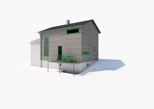 Cabin Dědkův Mlýn