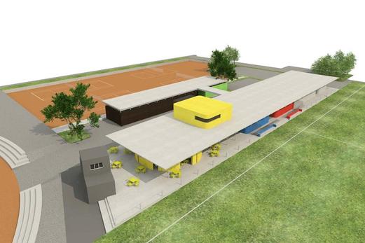 Semily sport center