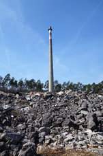 Demolition of the object, Milovice
