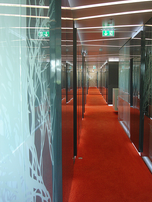 ČEZ interior