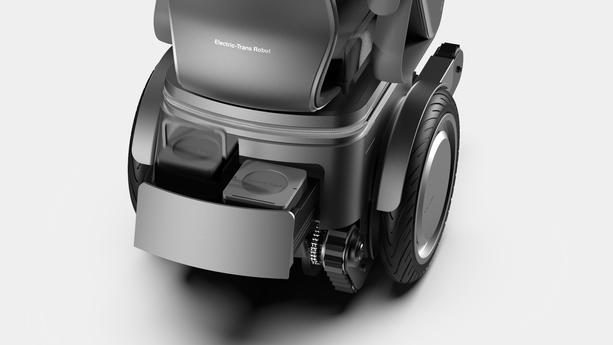 [SJ tech] Electronic trans robot