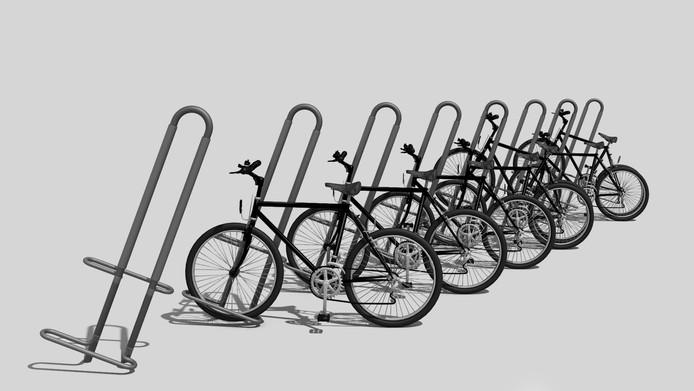 [PAJU] paju-si unjeong bicycle stand