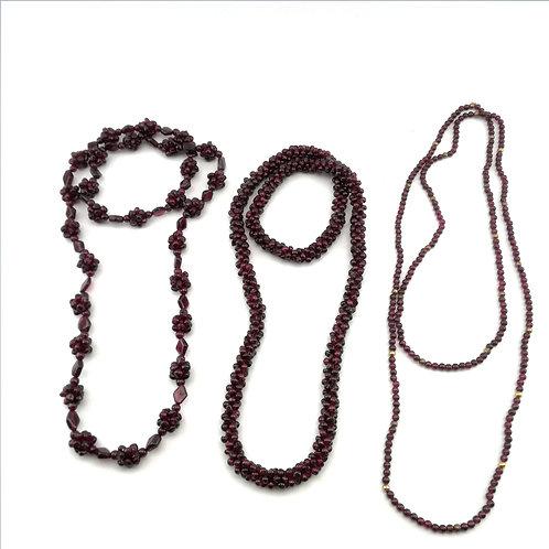 colares longos em granada