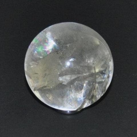 bola de quartzo