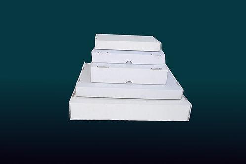 Caixa de arrumação em cartão