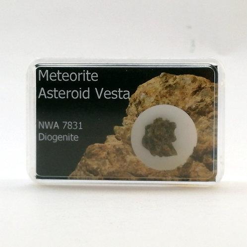 meteorito astroide vesta