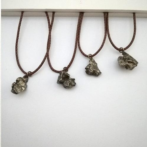 meteorito pendente