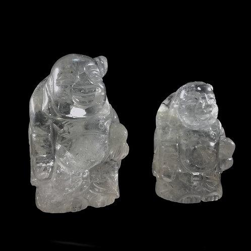 buda quartzo cristal