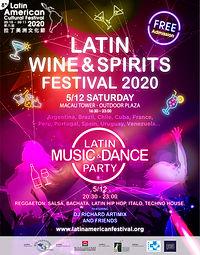 Poster Latin Wine & Spirits Festival 2.j