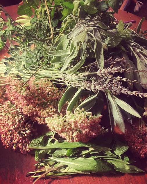 Autumn garden harvest 🌿🍁🧚🏻♀️_#fullm