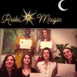 Gratitude for sharing the gift of reiki